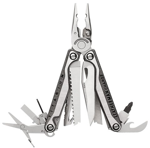 leatherman charge tti